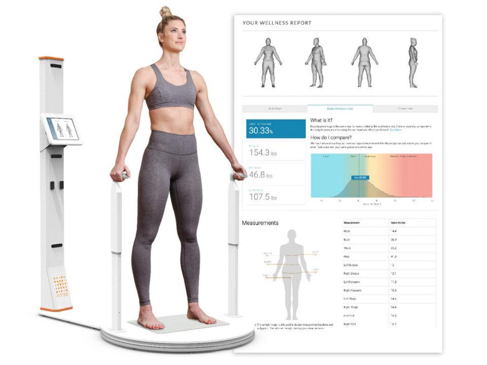 scansione corpo